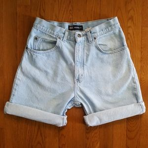 Vintage 90's High Waist Faded Glory Jeans Shorts